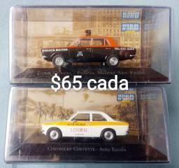 Miniaturas de Carrinhos - Lote 2 - Veículos de Serviço do Brasil