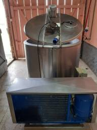Vendo Resfriador usado 500 lts