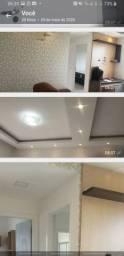 Alugo apartamento excelente 2 quartos sendo uma suíte R$1350 Semi mobiliado