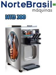 Maquinas de sorvete expresso, milksake e de açai