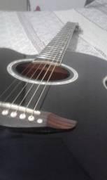 Violão eletrônico dallas tagima