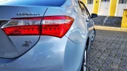 Corolla Xei 2015 -Raridade - apenas 43 mil k