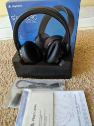 Fone ps4 headset Gold 7.1