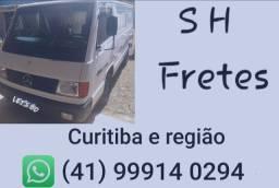 Fretes fretes a partir de 60 reais