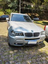 BMW X3 2.5 Family Raridade , otimo custo benefício