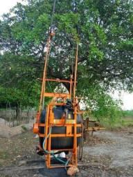 Pulverizador Tratorizado Jacto 600 L