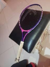 Vendo raquete de tênis 25