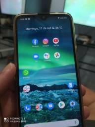 Nokia 2.3 4 meses de pouco uso, com nota fiscal carregador.