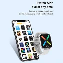 Smartwatch DTX - Tela ampla