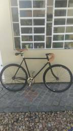 Bicicleta single speed - freio contrapedal