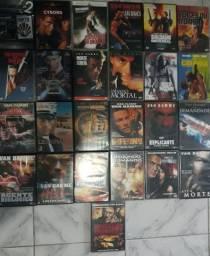 Coleção de filmes Jean Claude Van damme