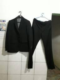Vendo um terno e uma calça social