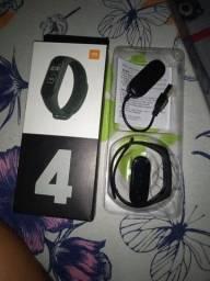 Smartwatch Pulseira Inteligente M4