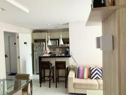 Apartamento no Brisas, 2 quartos, com projetados, nascente, andar alto