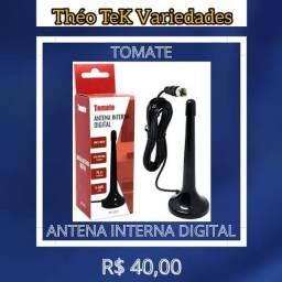 Antena interna digital