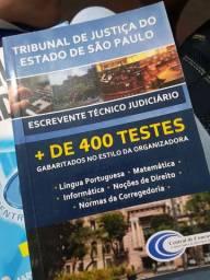 Tribunal de Justiça do Estado de SP - Escrevente técnico judiciário 11ed.