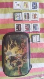 Jogos e case de Nintendo 3DS/DS