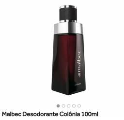 Título do anúncio: Colônia Malbec tradicional Boticário