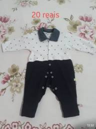 Vendo Roupas de bebê menino