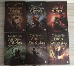 box os instrumentos mortais - cassandra clare (6 volumes)