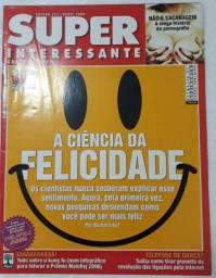 Edições da revista Super Interessante - 2005