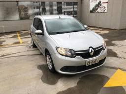 IPVA pago. Renault Sandero Expression 1.6 8V