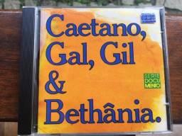 CD Caetano, Gal, Gil e Bethânia
