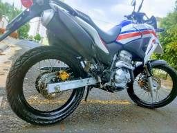 XRE 300 ABS RALLY ' TRICOLOR