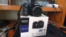 Camera Sony DSC-H100 NA caixa Super nova