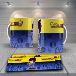 Caneca Dragon Ball