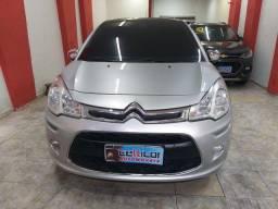 Citroen C3 Excl. Top + Gnv troco e financio aceito Carro ou Moto m,aior ou menor valor