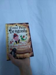2 ° Livro da saga- Como treinar o seu dragão