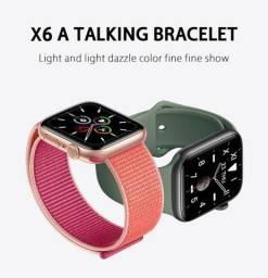 Smartwatch X6 Um dos mais Top+Brinde