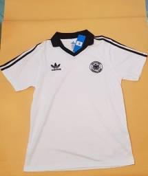 Camisa Polo esportiva  seleção da Alemnha