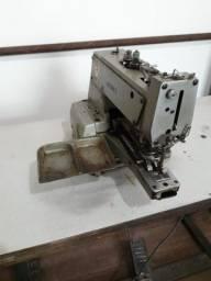 Máquina industrial botoneira Juki e outras