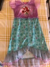 Fantasias pijamas Disney princesas