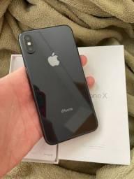 iPhone X 64gb (passo cartão)