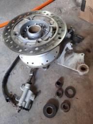 Kit freio a disco para crf 230 xr 200