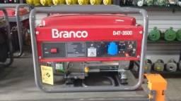 gerador a combustão b4t-2500s (gasolina) 6,5 branco (novo)