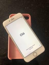 iPhone 7 32gb gold (dourado)