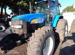 New Holland Tm7040