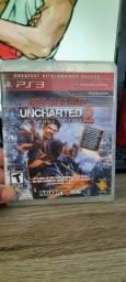 Jogo Ps3 Uncharted 1 e 2