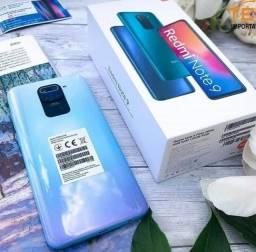 Aparelho celular com brinde da loja - SmartPhones Imports - Xioami Note 9