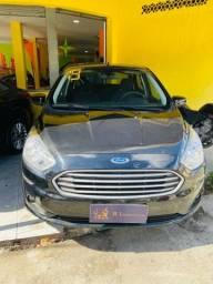 Título do anúncio: Ford ka Se carro novo único dono completo primeira parcela para 90 dias