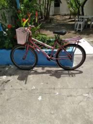 Bicicleta para vender ideal para meninas