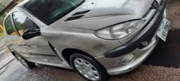 Peugeot 206 1.4 presence 2008
