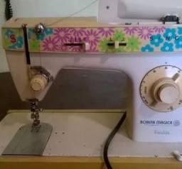 Máquina de costura Singer Bobina Magica Facilita