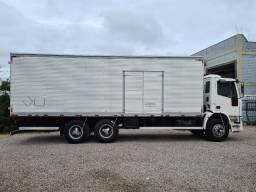 Iveco Eurocargo 160E21 - Truck Bau - 1999 - 2o.Dono - Ótimo Estado - Motor com 20 mil km