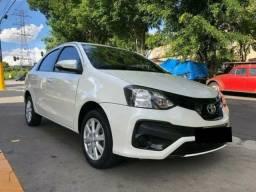 Toyota Etios 2019 1.5 X Plux