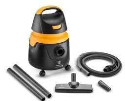 Aspirador de pó e água - Eletrolux AquaPower - 1200W - 220V (preto e laranja)